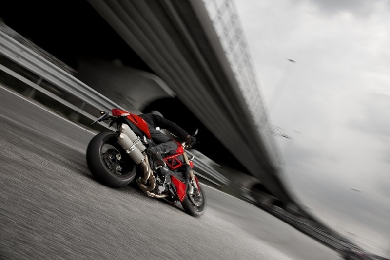 2014 - 2015 Ducati Streetfighter 848 High Resolution Exterior - image 531824