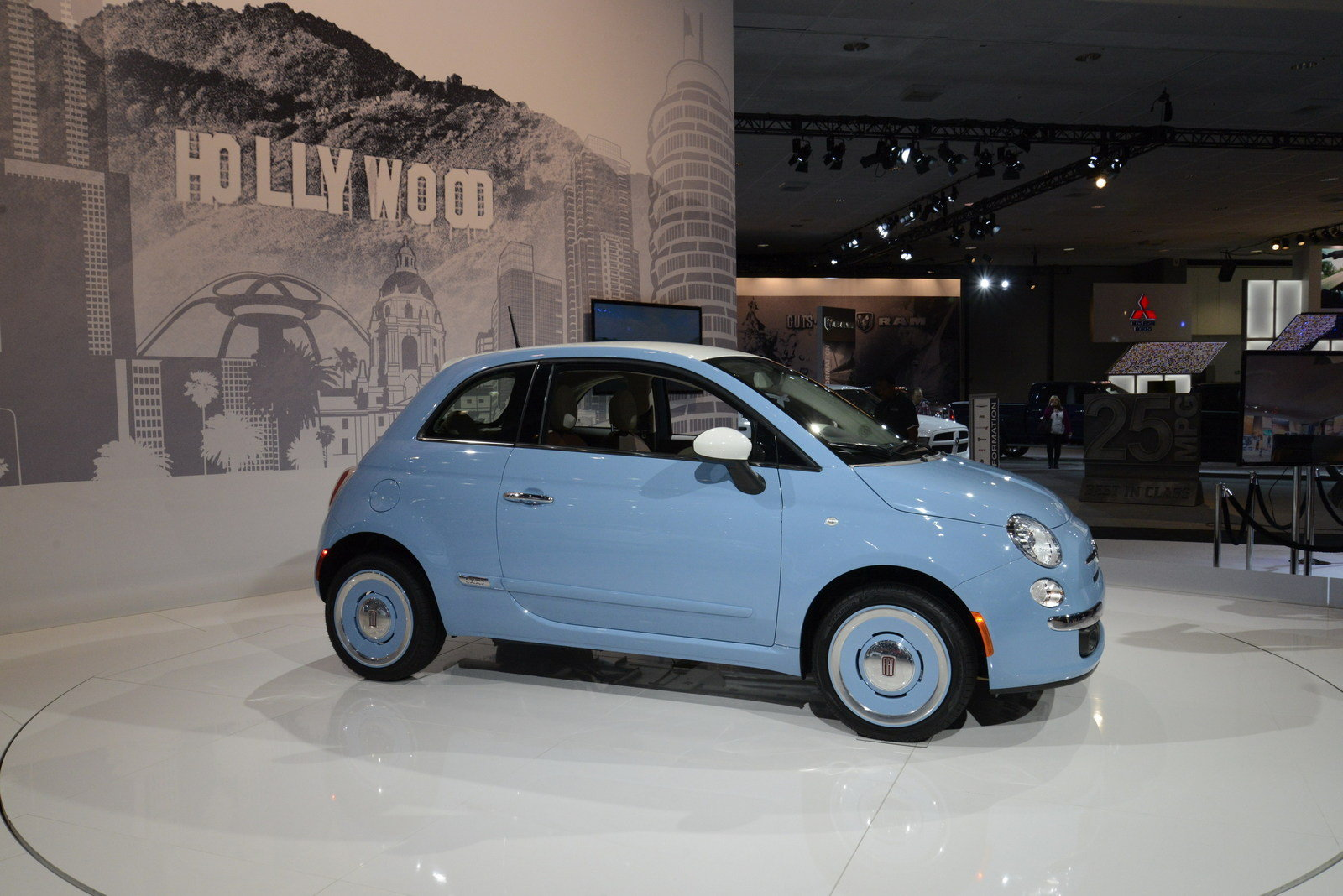 2014 fiat 500 1957 edition picture 533526 car review. Black Bedroom Furniture Sets. Home Design Ideas