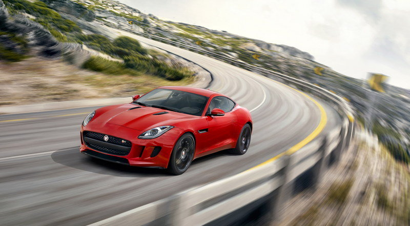 2014 Jaguar F-Type Coupe High Resolution Exterior Wallpaper quality - image 533056