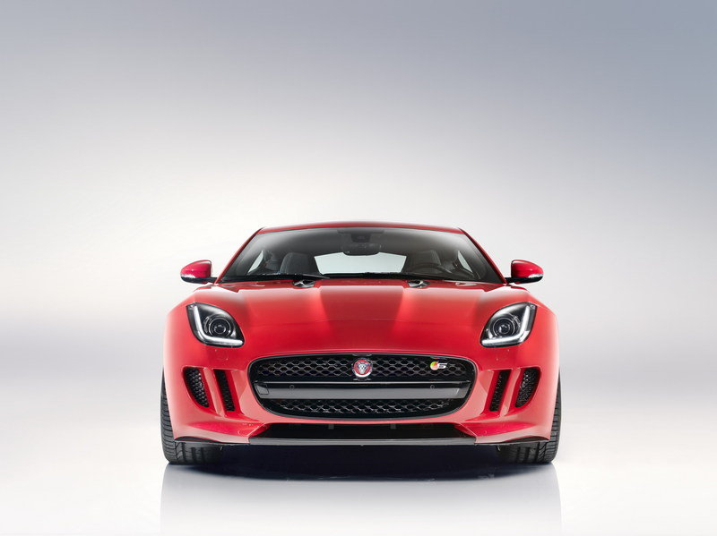 2014 Jaguar F-Type Coupe High Resolution Exterior - image 533065