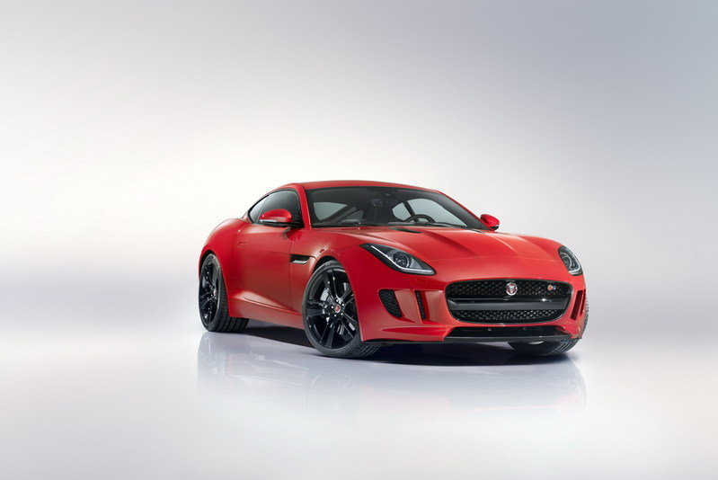2014 Jaguar F-Type Coupe High Resolution Exterior - image 533077