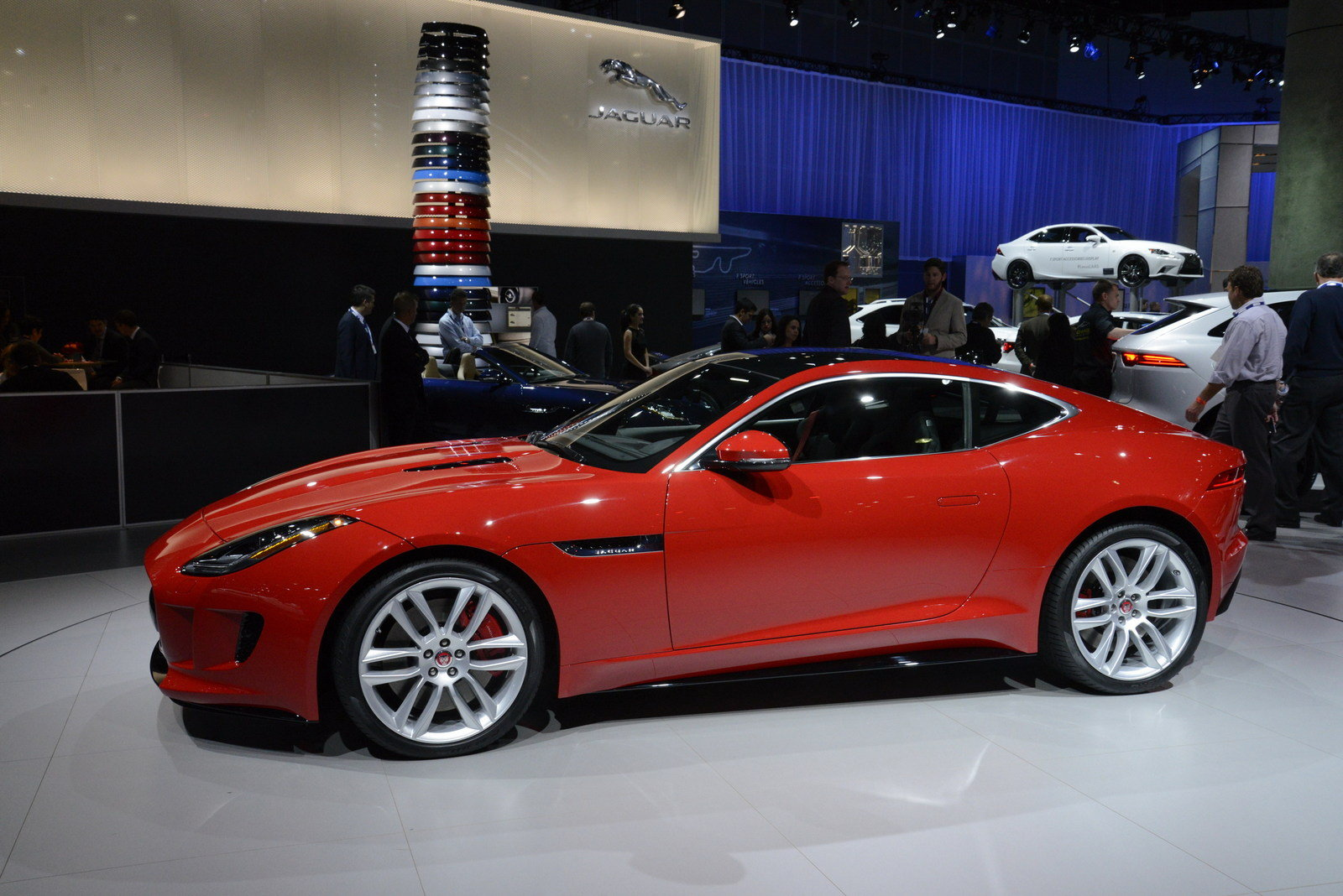 2014 jaguar f type coupe picture 533536 car review top speed. Black Bedroom Furniture Sets. Home Design Ideas