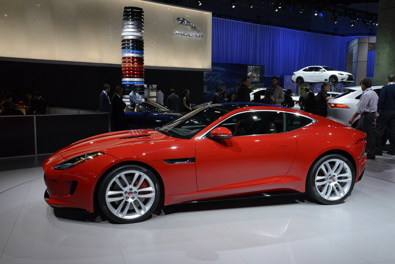 2014 jaguar f type coupe review top speed. Cars Review. Best American Auto & Cars Review
