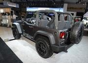 2014 Jeep Wrangler Willys Wheeler Edition - image 533541