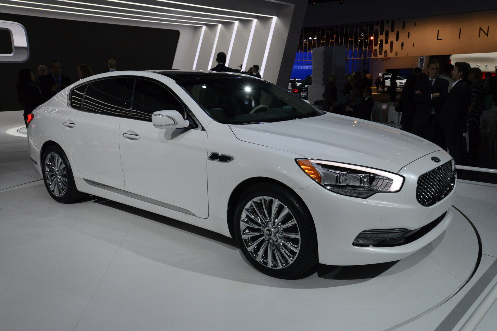 K900 For Sale >> 2015 Kia K900 - Picture 533557 | car review @ Top Speed