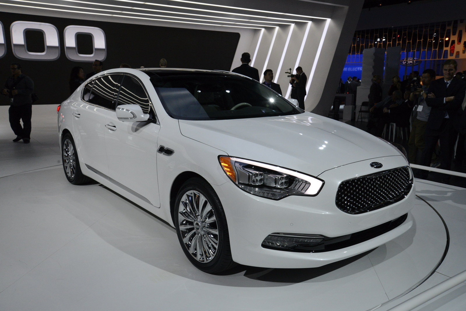 2015 2016 kia k900 picture 533558 car review top speed. Black Bedroom Furniture Sets. Home Design Ideas