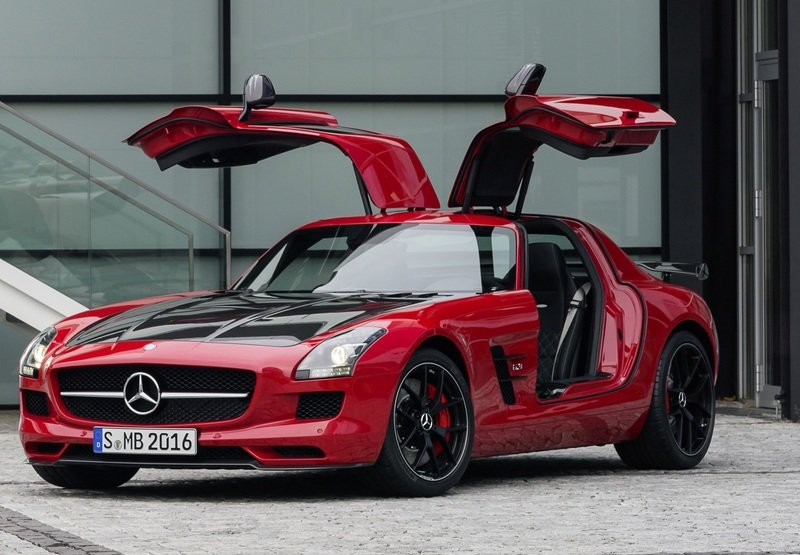 2014 Mercedes SLS AMG GT Final Edition High Resolution Exterior - image 532313