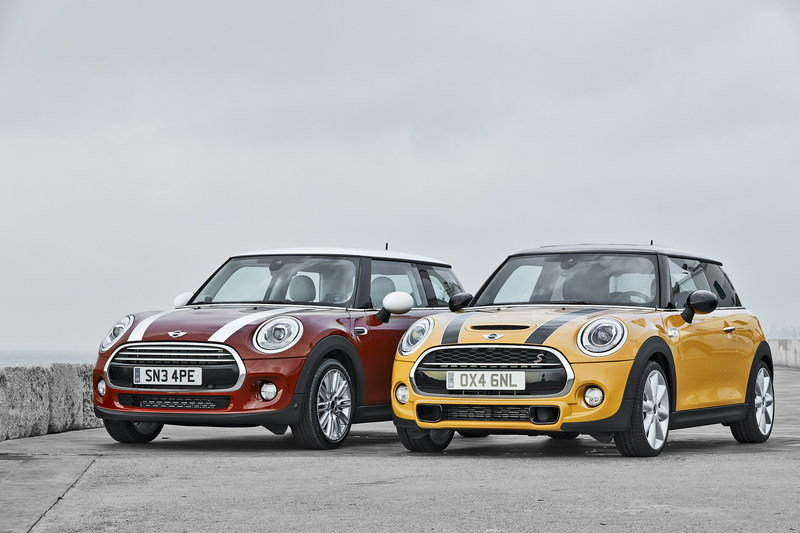 2014 Mini Cooper High Resolution Exterior - image 532618