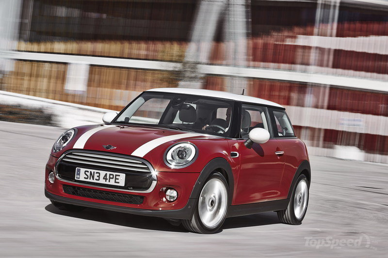 2014 Mini Cooper High Resolution Exterior - image 532697