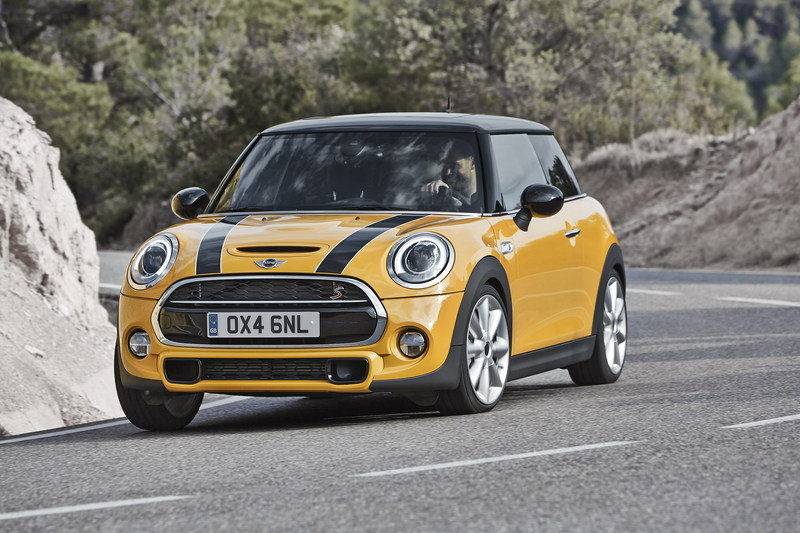 2014 Mini Cooper High Resolution Exterior - image 532525