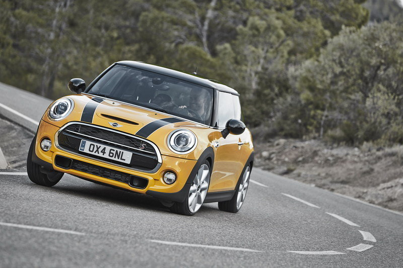 2014 Mini Cooper High Resolution Exterior - image 532529