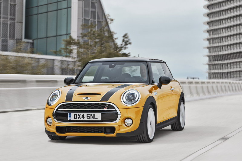2014 Mini Cooper High Resolution Exterior - image 532565