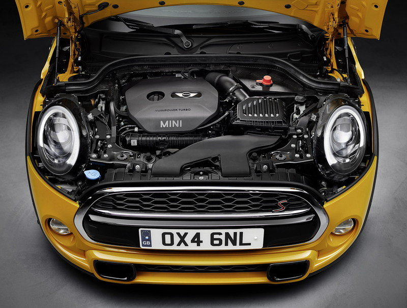 2014 Mini Cooper High Resolution Drivetrain - image 532475