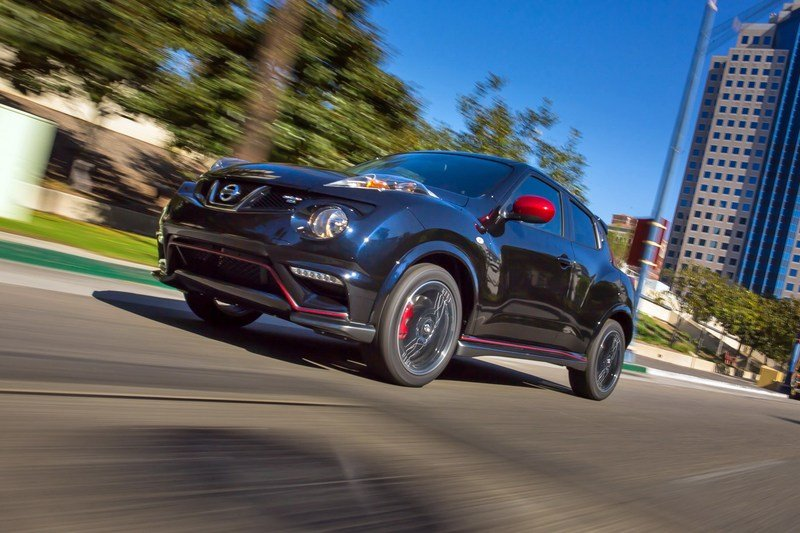 2014 Nissan Juke Nismo RS High Resolution Exterior - image 533306