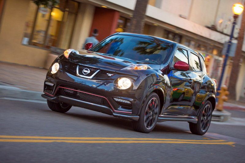 2014 Nissan Juke Nismo RS High Resolution Exterior - image 533308
