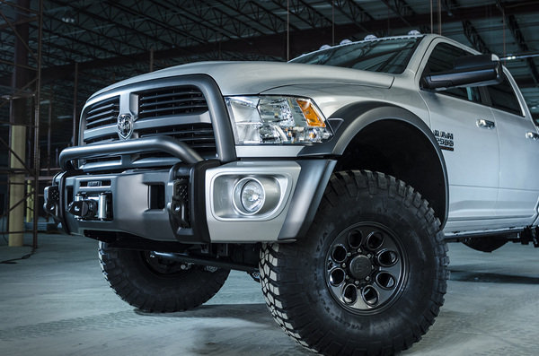 Ram 2500 Concept By AEV
