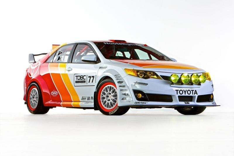 2014 Toyota CamRally by Parker Kligerman