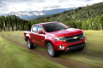 2015 Chevrolet Colorado - image 532896