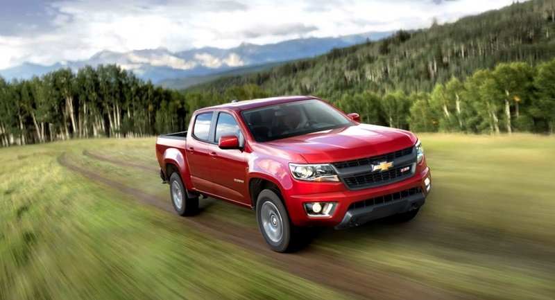 2015 Chevrolet Colorado High Resolution Exterior - image 532896