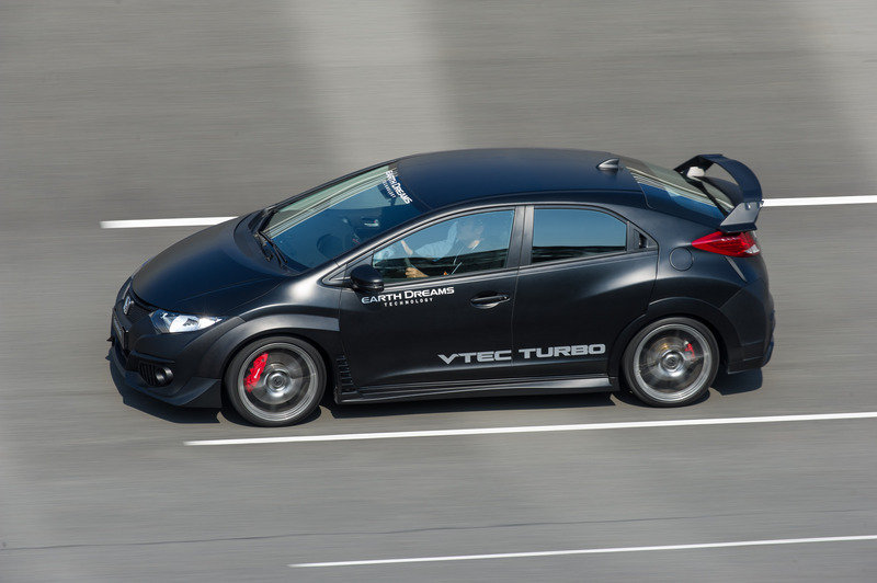 2016 Honda Civic Type R High Resolution Exterior - image 532894