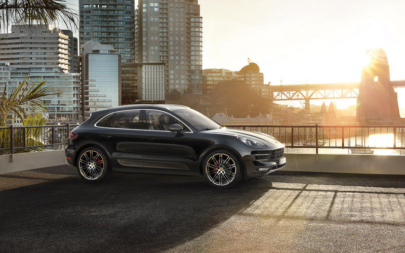 2015 - 2017 Porsche Macan High Resolution Exterior - image 533132