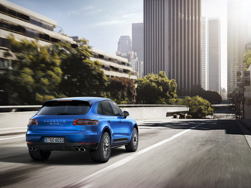 Porsche Increases U.S. Macan Allocation