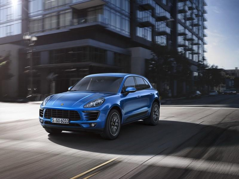 2015 - 2017 Porsche Macan High Resolution Exterior - image 533189