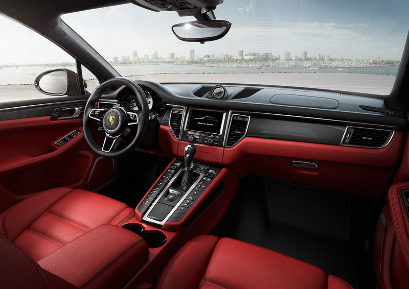 2015 - 2017 Porsche Macan High Resolution Interior - image 533197