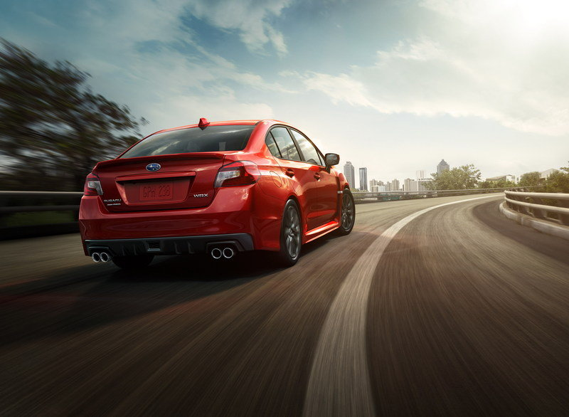 Valentine's Day Special – A Love Letter To The Subaru WRX