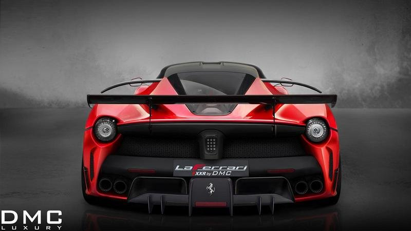 2014 Ferrari LaFerrari FXXR by DMC High Resolution Exterior - image 533733