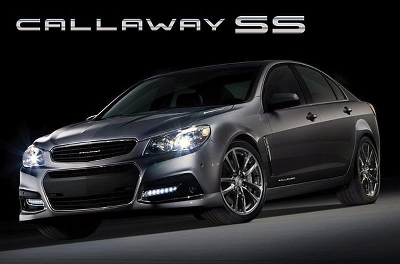 2014 Chevrolet Ss By Callaway Top Speed