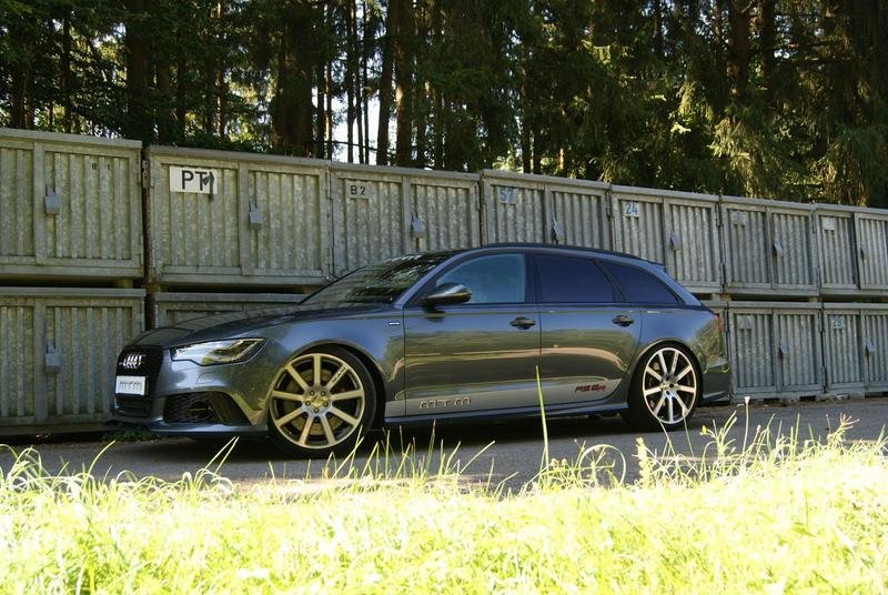 2013 Audi RS6 Avant by MTM High Resolution Exterior - image 532217