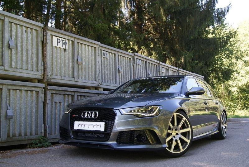 2013 Audi RS6 Avant by MTM High Resolution Exterior - image 532218