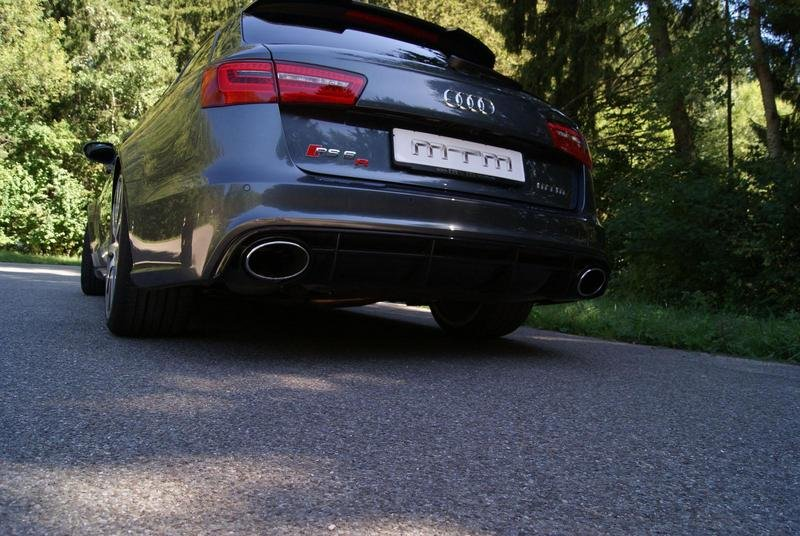 2013 Audi RS6 Avant by MTM High Resolution Exterior - image 532214