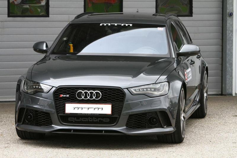 2013 Audi RS6 Avant by MTM High Resolution Exterior - image 532216