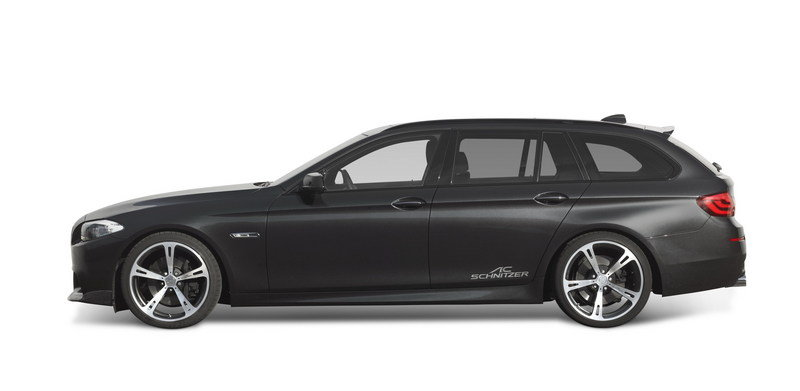 2013 BMW 5 Series Touring by AC Schnitzer High Resolution Exterior - image 534160