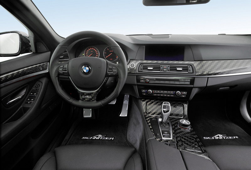 2013 BMW 5 Series Touring by AC Schnitzer Interior - image 534152