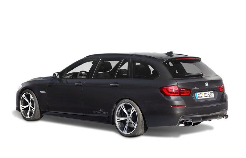 2013 BMW 5 Series Touring by AC Schnitzer High Resolution Exterior - image 534156