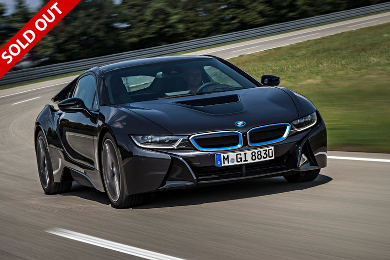 BMW Electric Cars a Hit, as the i8 Sells Out and 10K i3 Orders Roll In