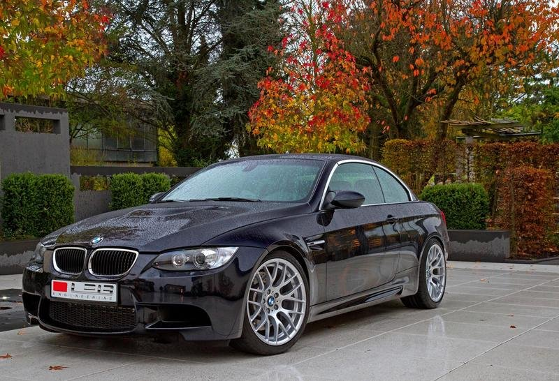 2013 BMW M3 Cabriolet By Leib Engineering