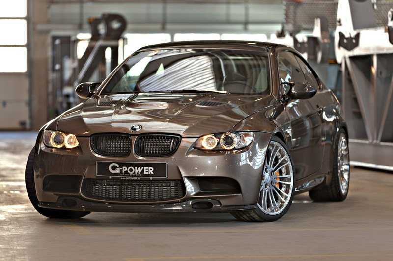 2013 BMW M3 Hurricane RS by G-Power