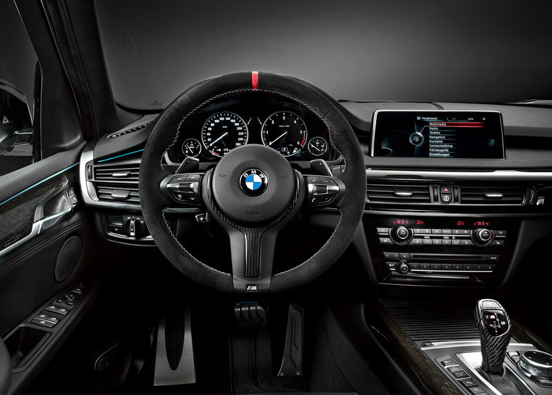 2014 Bmw X5 With M Performance Parts Top Speed