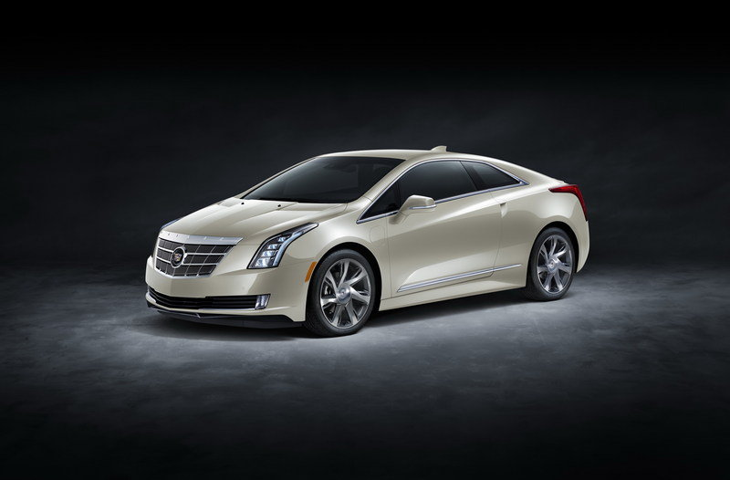 2014 Cadillac Saks Fifth Avenue Special Edition ELR