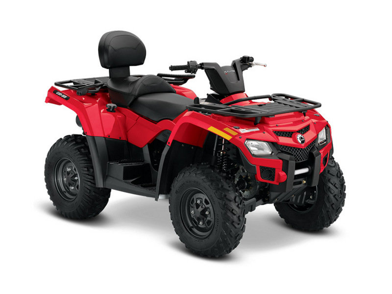 2014 Can-Am Outlander MAX 500 High Resolution Exterior - image 533446
