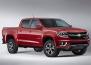 2015 Chevrolet Colorado: First Look - image 532907