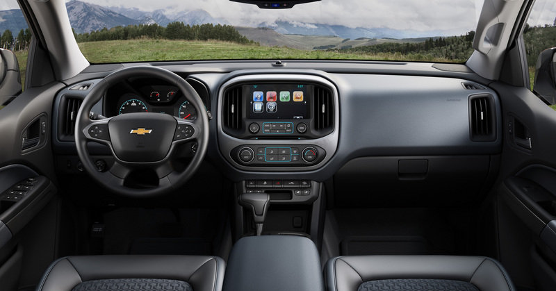 2015 Chevrolet Colorado: First Look High Resolution Interior - image 532900