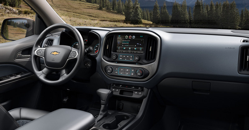 2015 Chevrolet Colorado: First Look High Resolution Interior - image 532901