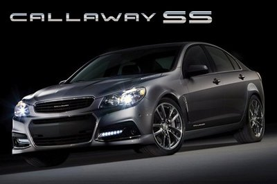 2014 Chevrolet SS by Callaway