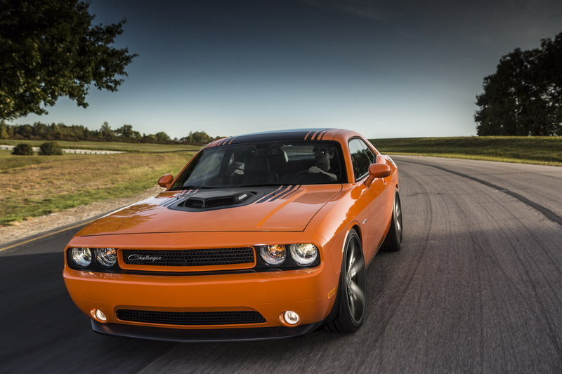 2014 Dodge Challenger R/T Shaker picture - doc531361