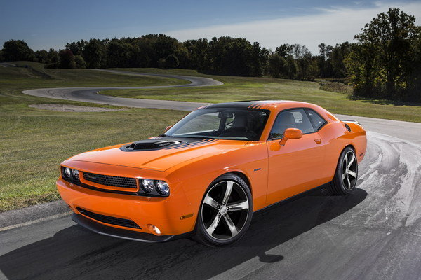2014 Dodge Challenger R/T Shaker Review - Top Speed
